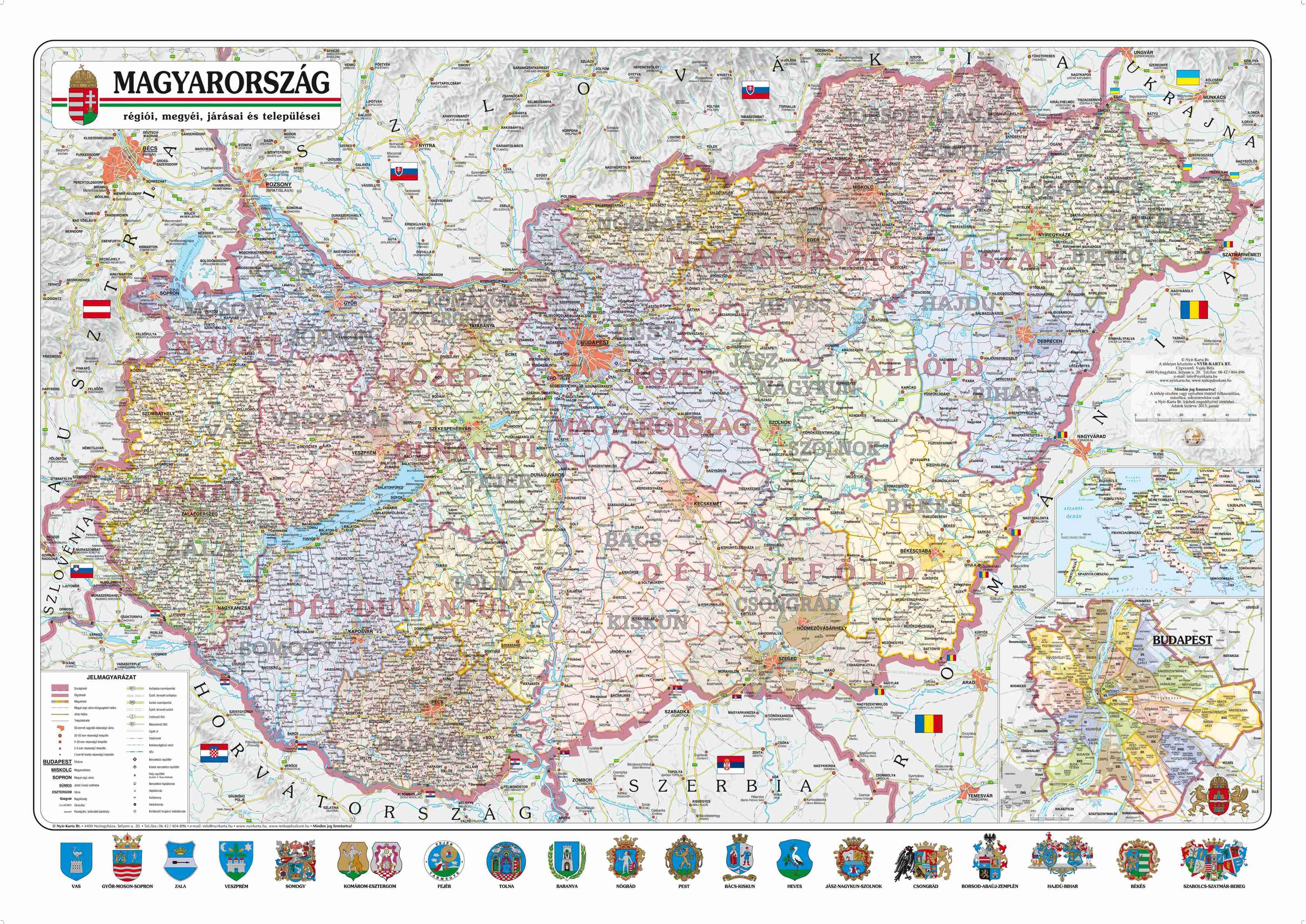település térkép magyarország Térkép készítés | Nyírkarta Kft. település térkép magyarország
